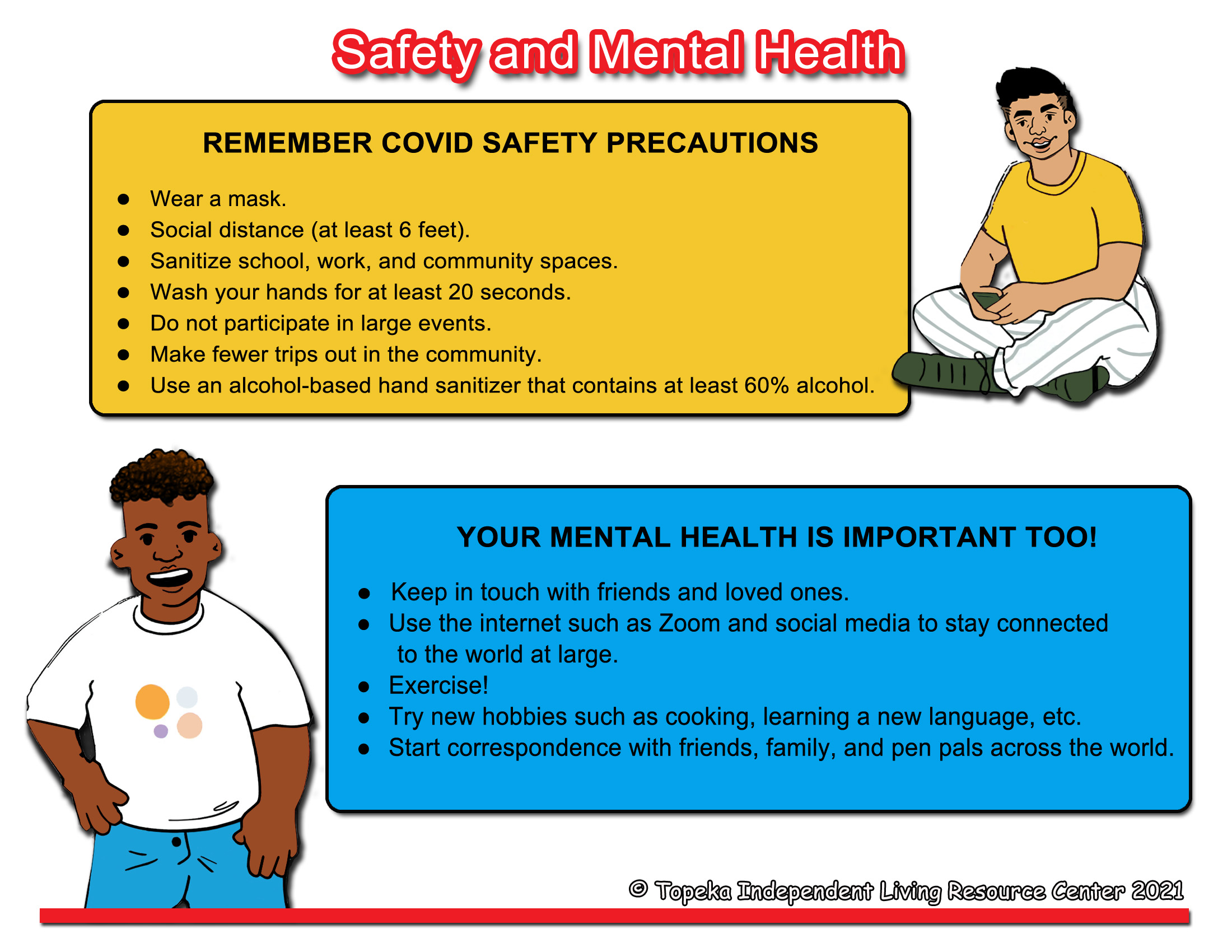 Safety and Mental Health